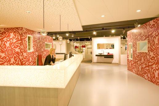 Galvano showroom