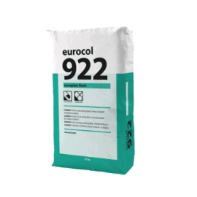 Eurocol 922 Europlan Flash Doorhardend cement 922 Flash zak 20kg