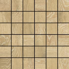 Colorker Eternal Wood Mozaik 30x30 cm Beige